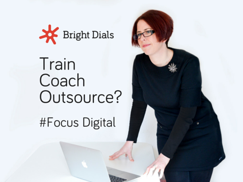 Lindsey Pickles Blog Train, Coach Outsource