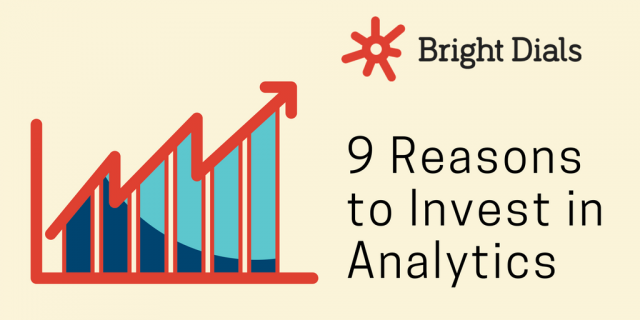 9 reasons to invest in Analytics
