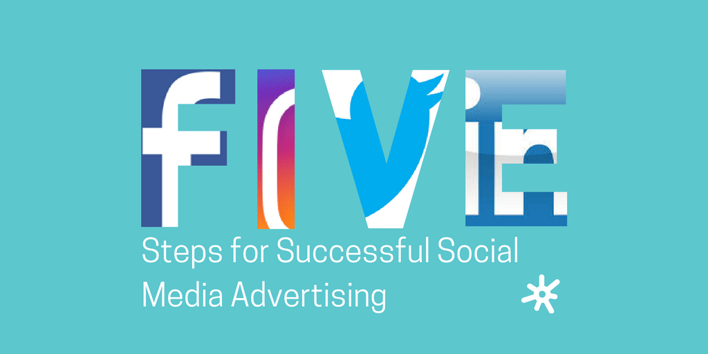 Five Steps to Successful Social Media Advertising