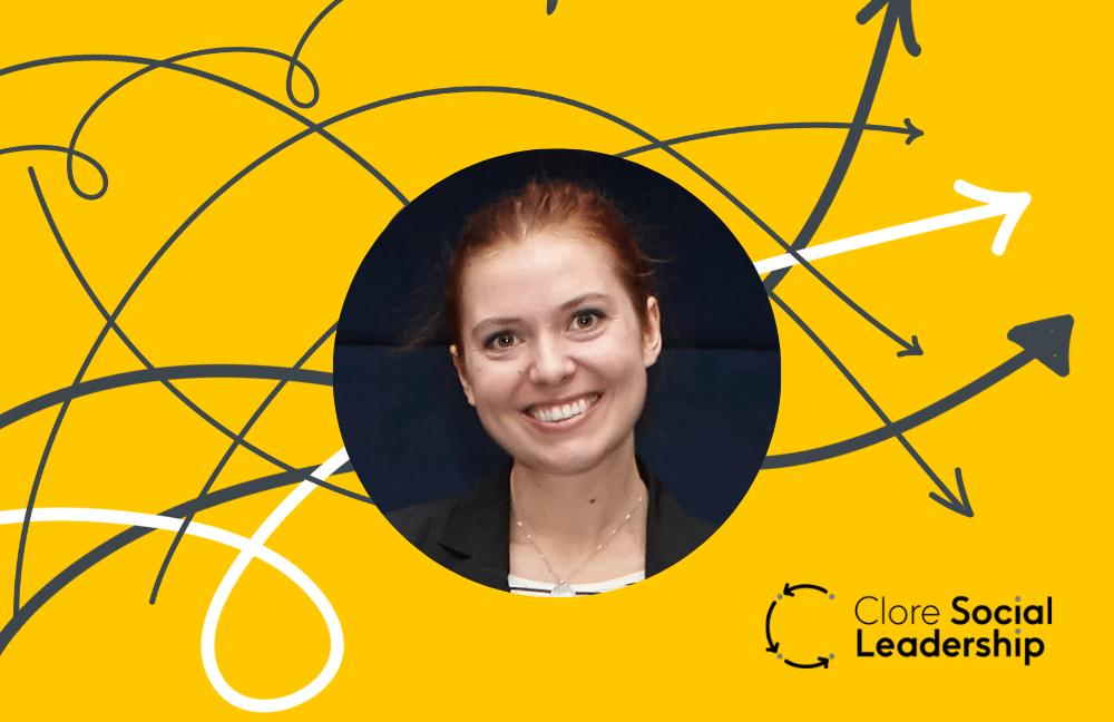 Nora Oleskeg Clore Social Leadership